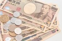 Übersicht Münzen und Banknoten Japanische Währung Yen