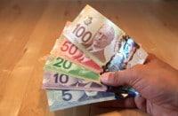 Übersicht Münzen und Banknoten der Währung Kanadischer Dollar