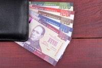 Übersicht Banknoten Liberia Dollar
