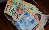 Übersicht Münzen und Banknoten der Währung Mexikanischer Peso
