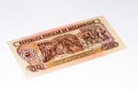 Übersicht Banknoten Mosambik Metical
