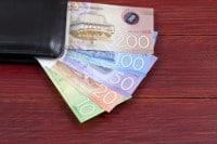Übersicht Münzen und Banknoten Nicaraguas Währung Córdoba Oro