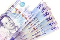 Übersicht Banknoten Philippinen Peso