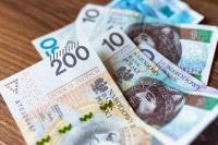 Übersicht Münzen und Banknoten Polnische Währung Zloty