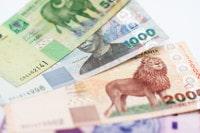 Übersicht Banknoten Tansania Schilling