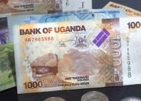 Übersicht Banknoten Uganda Schilling