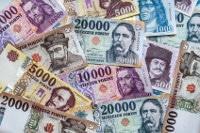 Übersicht Banknoten Ungarische Landeswährung Forint