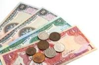 Übersicht Münzen und Banknoten der Währung Trinidad-und-Tobago-Dollar