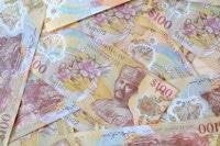Übersicht Banknoten Brunei Dollar