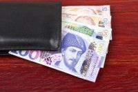 Übersicht Banknoten Georgien Lari