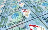 Übersicht Banknoten Libanon Pfund