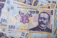 Übersicht Banknoten Rumänien Währung Leu