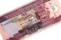 Übersicht Banknoten Salomonen-Dollar