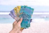 Übersicht Banknoten Samoa Währung Tala