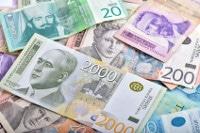 Übersicht Münzen und Banknoten Serbiens Währung Dinar