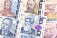 Übersicht Münzen und Banknoten Tadschikistans Währung Somoni