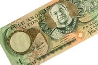 Übersicht Banknoten Tonga Währung Pa'anga