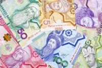 Übersicht Münzen und Banknoten der Währung Turmenistan-Manat