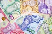 Übersicht Banknoten Turmenistan Manat