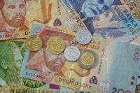 Übersicht Banknoten und Münzen Albanien Währung Lek
