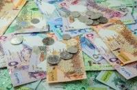 Übersicht Banknoten und Münzen Katar Riyal