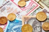 Übersicht Münzen und Banknoten Währung Nepalesische Rupie