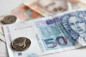 Kroatische Kuna am besten vor Urlaubsende in Euro tauschen