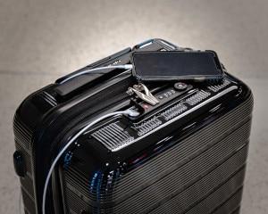 Beim Handgepäck ist es wichtig, die Maße und das Gewicht einzuhalten