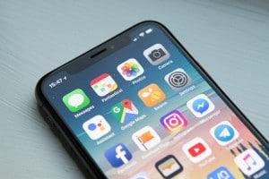 Spezielle Apps tragen zur Sicherheit bei