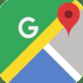 Mit Google Maps lassen sich einfach gute Restaurants finden | Logo von Google Maps