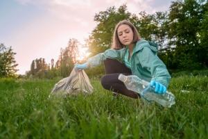 Jeder kann durch Aufmerksamkeit zur Nachhaltigkeit beitragen - auch auf Reisen