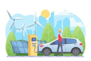 Durch die Wahl nachhaltiger Transportmittel lässt sich Umwelt auch auf Reisen schonen