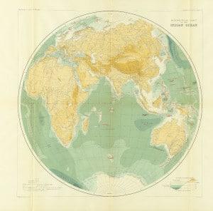 Die Erde umfasst 24 Zeitzonen, welche jeweils der Breite von 15 Längengraden entsprechen